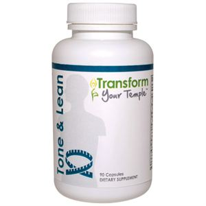 Picture of Transform Your Temple™ - Tone & Lean - CLOSEOUT